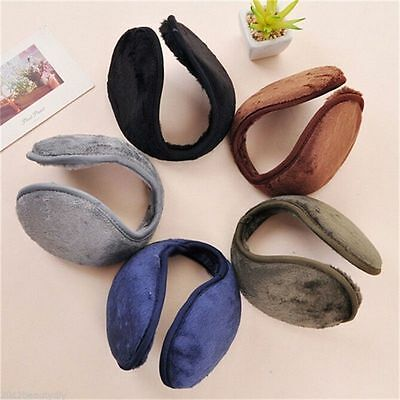 JP 1PC Beautiful New colorful Earmuffs Ear Warmer Ear Muffs Earlap Warm Winter