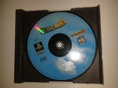 * Sony Playstation One Game * IN THE HUNT * PS1 Do
