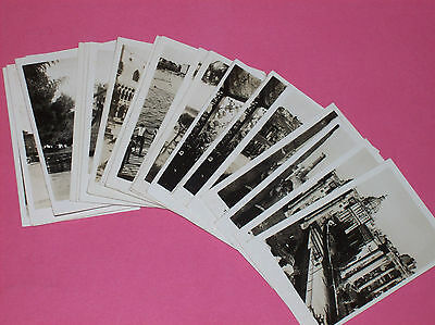 Peeps Into Many Lands Cavanders Army Club cigarette cards Rome Pompeii Dinard ++