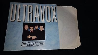 ULTRAVOX - The Collection - Vinyl LP *Best Of**Greatest Hits*