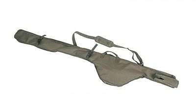 Nash Tackle NEW KNX Green Double 12ft Rod Skin Sleeve Holdall - T4324