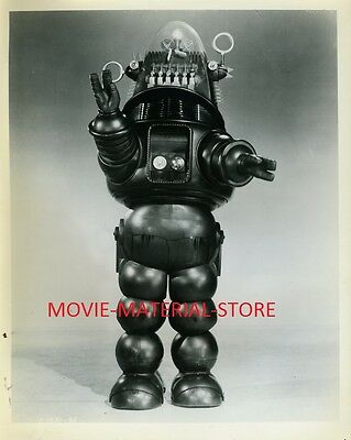 """Robby The Robot Forbidden Planet 8x10"""" Photo From Original Negative #L8797"""