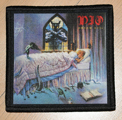 "DIO ""DREAM EVIL"" silk screen PATCH"