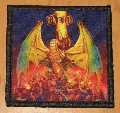 "DIO ""KILLING THE DRAGON"" silk screen PATCH"