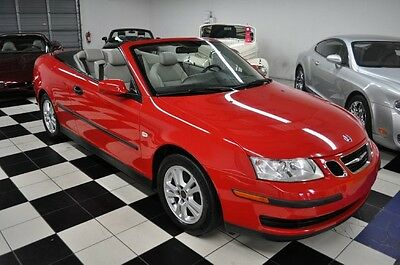 2005 Saab 9-3 Linear Convertible - LOW MILEAGE - AMAZING !! 2005 Saab CONVERTIBLE IN AMAZING CONDITION