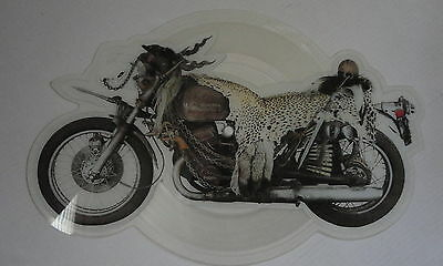 "Meatloaf,modern Girl / Take A Number,rare Motorbike Shaped 7""  Picture Disc,1984"