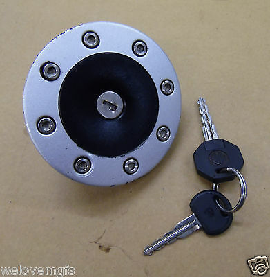 MG MGF Petrol FUEL Locking Filler Cap with Two Keys