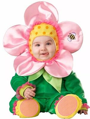 Flower / Plant Baby Costume Blossom Infant Size: 6-12 months #6013