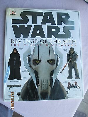 Star Wars : Revenge Of The Sith, The Visual Dictionary