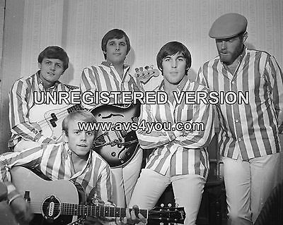 "Beach Boys 10"" x 8"" Photograph no 24"