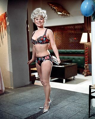 """Barbara Windsor Carry On Films 10"""" x 8"""" Photograph no 4"""