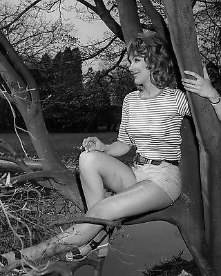 """Jacki Piper Carry On Films 10"""" x 8"""" Photograph no 4"""
