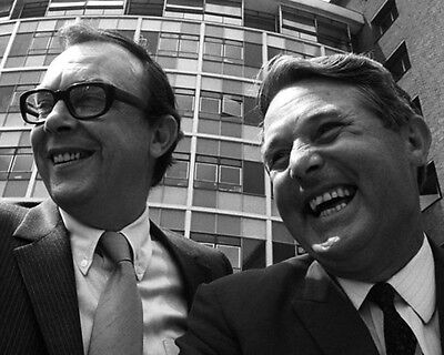 "Morecambe and Wise 10"" x 8"" Photograph no 6"