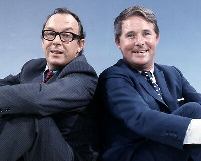 """Morecambe and Wise 10"""" x 8"""" Photograph no 2"""