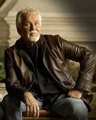 """Kenny Rogers 10"""" x 8"""" Photograph no 2"""