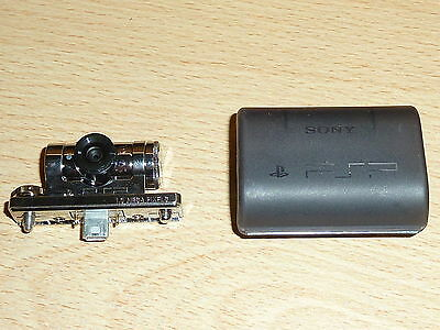SONY PLAYSTATION PSP OFFICIAL PSP-300 GO! CAMERA + MIC CAM 1000 2000 3000 Series