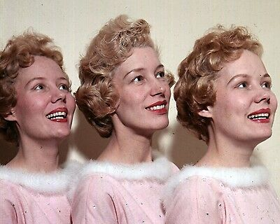 """The Beverley Sisters 10"""" x 8"""" Photograph no 3"""