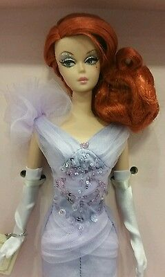 LAVENDER LUXE Silkstone BARBIE Gold Label Collector Doll CGT28  BRAND NEW!!