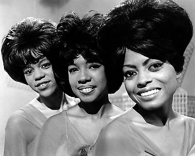 """Diana Ross and the Supremes 10"""" x 8"""" Photograph no 5"""