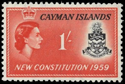 CAYMAN ISLANDS 152 (SG164) - New Constitution (pa75077)