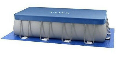 NEW INTEX POOL COVER FITS BESTWAY DRICLAD 400cm x 200cm Ultra Frame Pool Cover