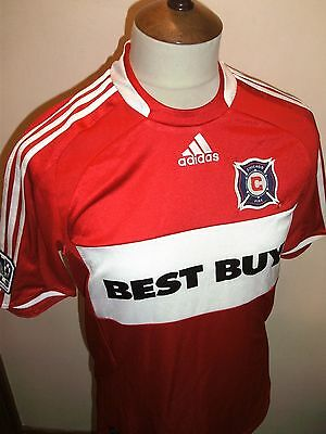 Chicago Fire Football Shirt Size Small