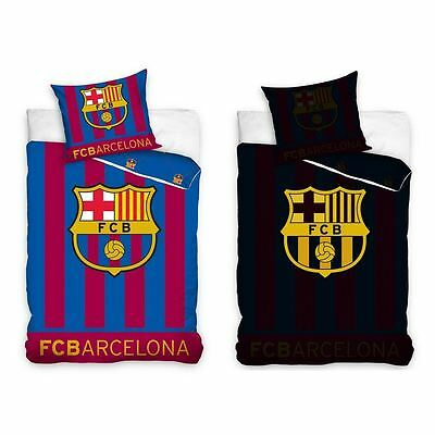 Fc Barcelona Glow In The Dark Duvet Cover New Official
