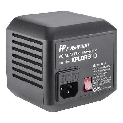 Flashpoint AC Adapter Unit for the XPLOR 600 R2 Series Monolights #FP-PS-X600