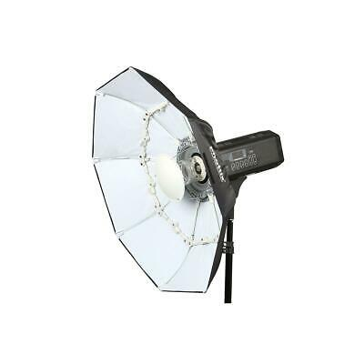 "Phottix 27.5"" Luna Folding Beauty Dish, White - with Bowens Speed Ring #PH82750"