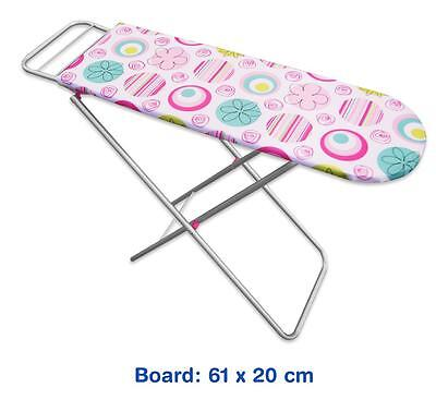 Pretend Play Ironing Board Housekeeping Role Play Educational Kids Children Toy