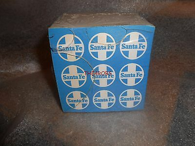 Vintage Santa Fe Railroad Post It Notes in Sealed Package