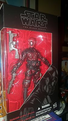 Star Wars: The Force Awakens Guavian Black Series NIB