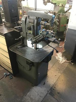 Centec 2A Horizontal Milling Machine, 3 Phase, Good Working Order