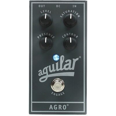 Aguilar AGRO Bass Overdrive Pedal B-Stock