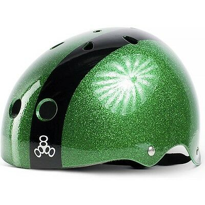 Liquid Force Flash Helmet in Green