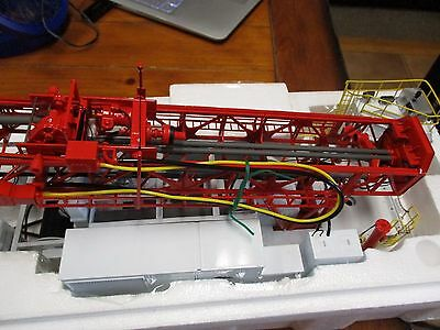 WSI Sword BUCYRUS 49HR drill rig 1/50 Used CORP color