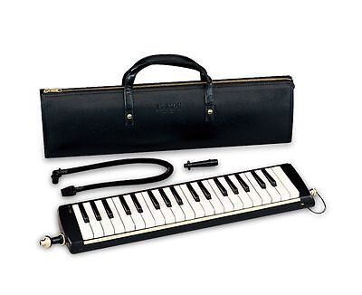 Suzuki Pro-37V2C Alto Melodion Melodica M 37 Carrying Case and Mouthpiece