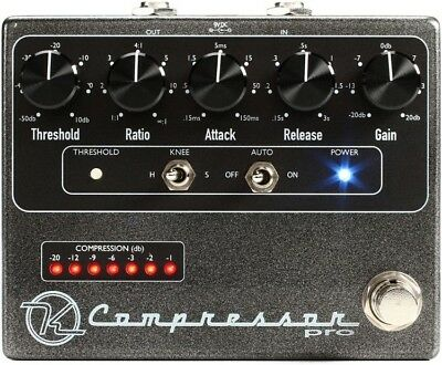 Keeley Compressor Pro Pedal *B-Stock