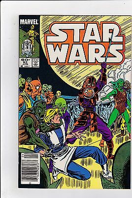Star Wars #82 VF+ 8.5 1984 Marvel See My Store