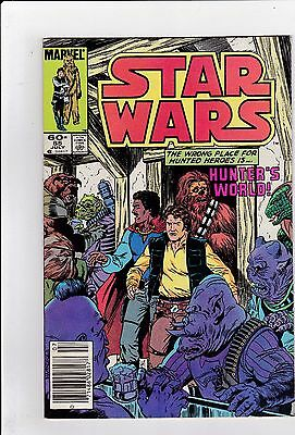 Star Wars #85 VF/NM 9.0 1984 Marvel See My Store