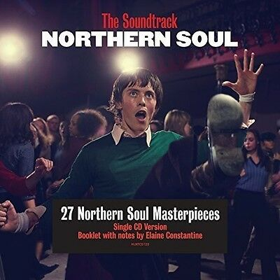 Northern Soul: The Film: Soundtrack - Various Artists (2014, CD New)