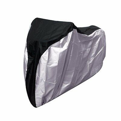 Bike Bicycle Cycling Outdoor Rain Dust Protector Anti-UV Waterproof Garage Cover