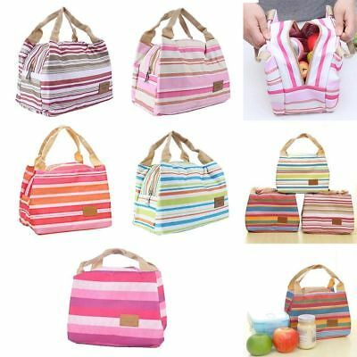 Waterproof Thermal Portable Lunch Bag Insulated Picnic Carry Tote Storage Bag