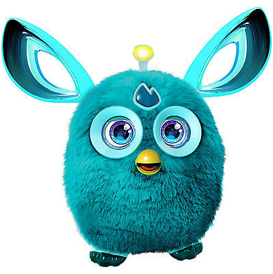Furby Connect Teal Age 6+ Interactive Animated Electronic Pet New