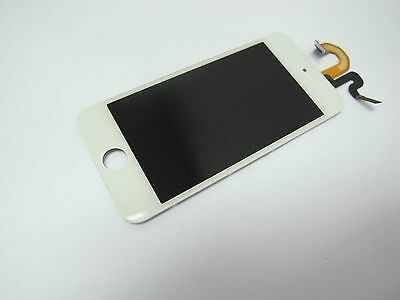Full LCD Display+Touch Screen Digitizer + frame For IPOD TOUCH 5 5th GEN White