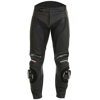 RST Tractech Evo 2 ll Mens Leather Motorcycle Trousers Short & Reg Leg Save £80