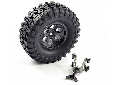 FTX Outback Spare Tyre Mount and Tyre #FTX8249
