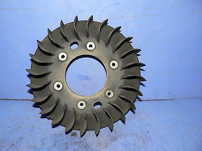 USED Yamaha PLASTIC Cool Fan 340 CC Engine ET  ENTICER 1980 & Other Model YEAR