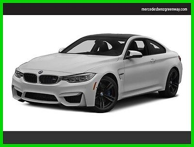 2015 BMW M4  2015 Used Turbo 3L I6 24V Automatic Rear Wheel Drive Coupe Premium