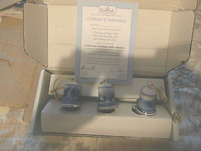 Rosenthal Traditional Christmas Bells 1910 /1911/1912  As Shown In Picture Below